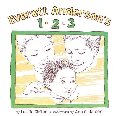 9780606284127: Everett Anderson's 1, 2, 3