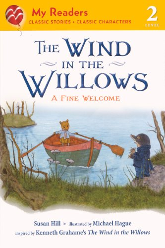 9780606284325: The Wind In The Willows: A Fine Welcome (Turtleback School & Library Binding Edition) (My Readers, Level 2)