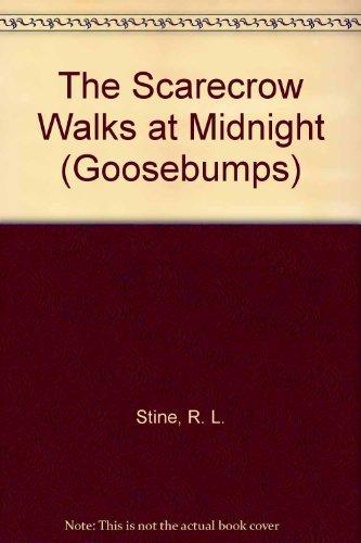 9780606284448: The Scarecrow Walks at Midnight (Goosebumps)