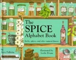 9780606285544: Spice Alphabet Book (Jerry Pallotta's Alphabet Books)