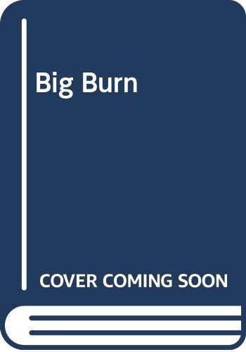 9780606288743: Big Burn