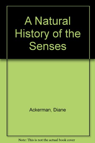 9780606296359: A Natural History of the Senses