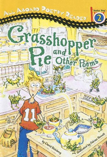 9780606296533: Grasshopper Pie and Other Poems (All Aboard Poetry Readers)