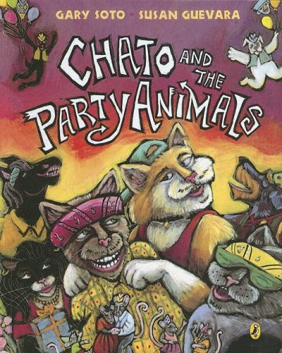 9780606296618: Chato and the Pary Animals