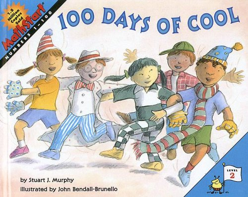 9780606296946: 100 Days of Cool (Mathstart, Level 2)