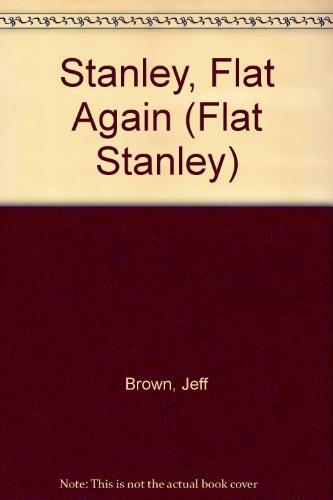 9780606297035: Stanley, Flat Again (Flat Stanley)