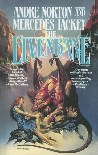 9780606297875: The Elvenbane (The Halfblood Chronicles)