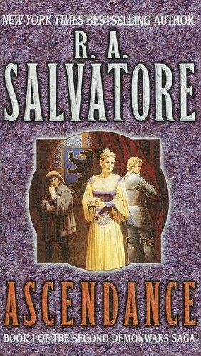 Spearwielder's Tale by R. A. Salvatore (2004, Paperback)