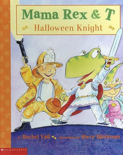 9780606298582: Halloween Knight (Mama Rex and T)