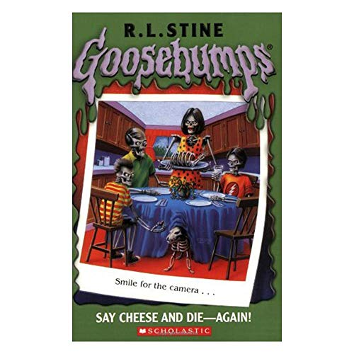 9780606299411: Say Cheese And Die-Again! (Goosebumps)
