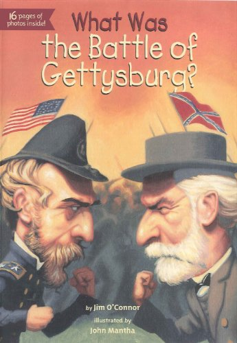 9780606299633: What Was The Battle Of Gettysburg? (Turtleback School & Library Binding Edition)