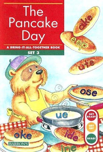 9780606300827: Pancake Day (Get Ready, Get Set, Read! Level 3)