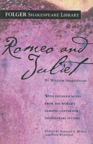 9780606301138: The Tragedy of Romeo And Juliet: Folger Edition (Folger Shakespeare Library)