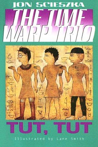 9780606301367: Tut Tut (Time Warp Trio)
