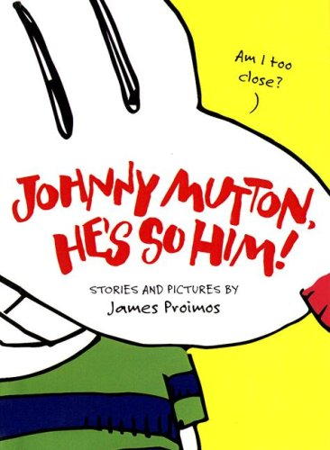 9780606302463: Johnny Mutton, He's So Him!