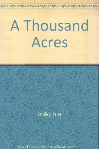 9780606302586: A Thousand Acres