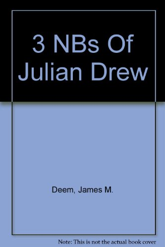 9780606303125: 3 NBs Of Julian Drew