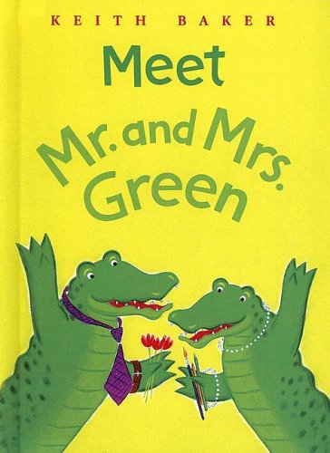 9780606303910: Meet Mr. and Mrs. Green