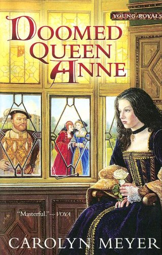 9780606304092: Doomed Queen Anne (Young Royals)