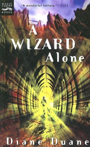 9780606304450: A Wizard Alone (Young Wizards)