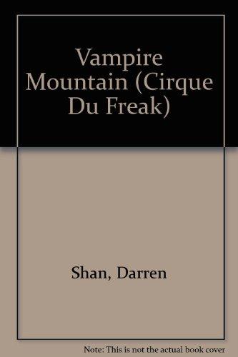 9780606304856: Vampire Mountain