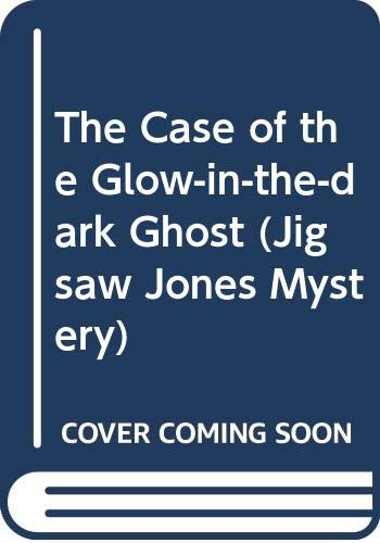 9780606306140: The Case of the Glow-in-the-Dark Ghost (Jigsaw Jones, No. 24)