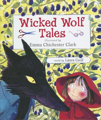 9780606306232: Wicked Wolf Tales