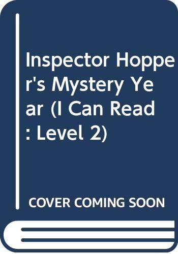 9780606306645: Inspector Hopper's Mystery Year