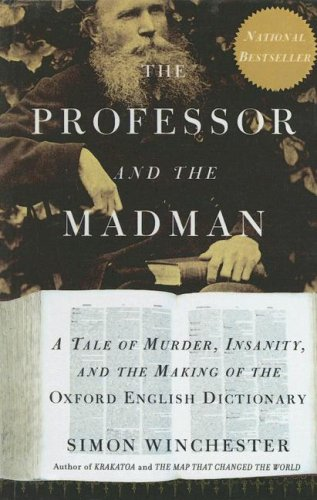 Professor And The Madman (9780606306973) by Winchester, Simon