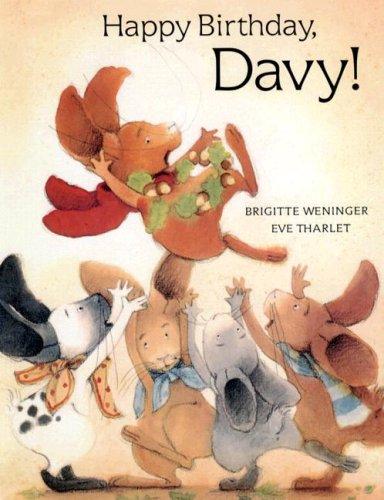 9780606307048: Happy Birthday, Davy!