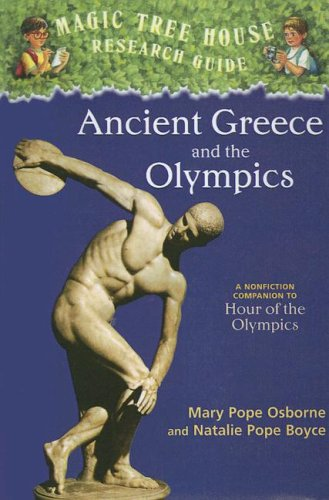 9780606308656: Ancient Greece and the Olympics: A Nonfiction Companion to Magic Tree House #16: Hour of the Olympics