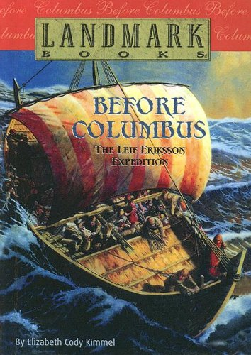 9780606308694: Before Columbus: The Leif Eriksson Expedition (Landmark Books)