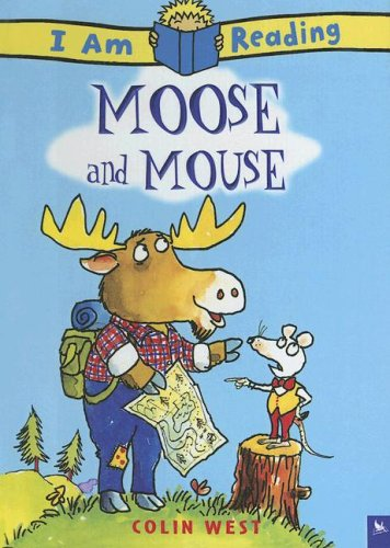 9780606308922: Moose And Mouse (I Am Reading)