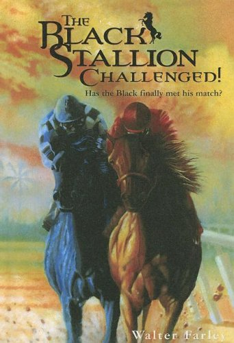 9780606309417: Black Stallion Challenged!