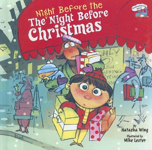 9780606312189: Night Before The Night Before Christmas (Reading Railroad Books)