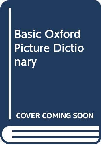 9780606313247: The Basic Oxford Picture Dictionary: English/Spanish
