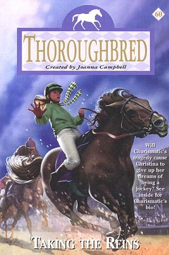 9780606313766: Taking the Reins (Thoroughbred)