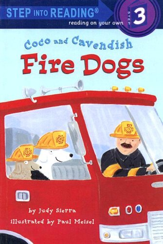 9780606313940: Coco And Cavendish: Fire Dogs (Step Into Reading, Step 3)