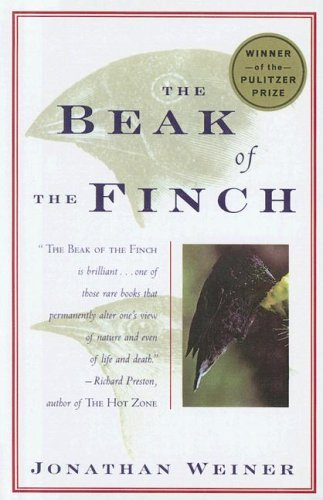 9780606314091: Beak Of The Finch: A Story Of Evolution In Our Time
