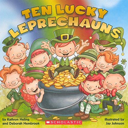 Ten Lucky Leprechauns (Turtleback School & Library Binding