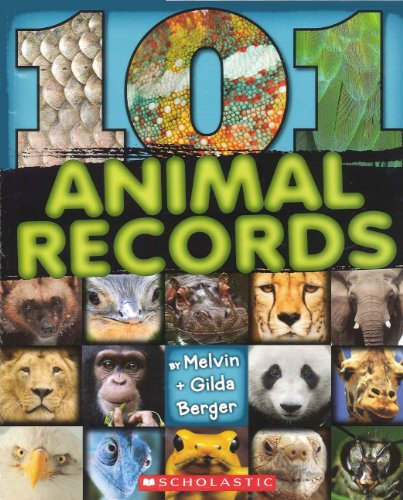 9780606315050: 101 Animal Records (Turtleback School & Library Binding Edition)