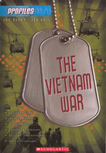 9780606315081: The Vietnam War (Turtleback School & Library Binding Edition) (Profiles)