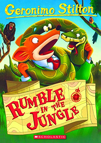 9780606315272: Rumble in the Jungle
