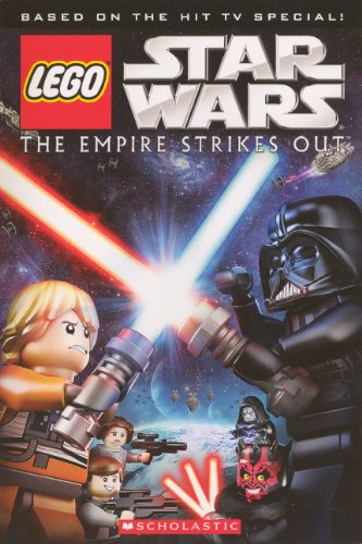 9780606315548: Empire Strikes Out (Star Wars/Lego)