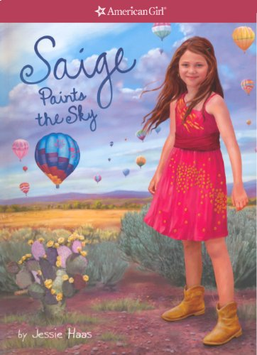 9780606315692: Saige Paints the Sky (American Girl)