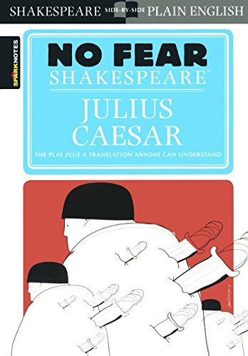9780606315784: Julius Caesar (No Fear Shakespeare) (Sparknotes No Fear Shakespeare)