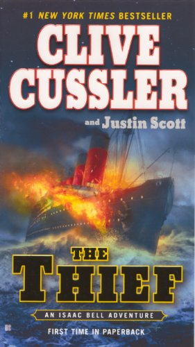 9780606316187: The Thief (Turtleback School & Library Binding Edition) (Isaac Bell Adventure)