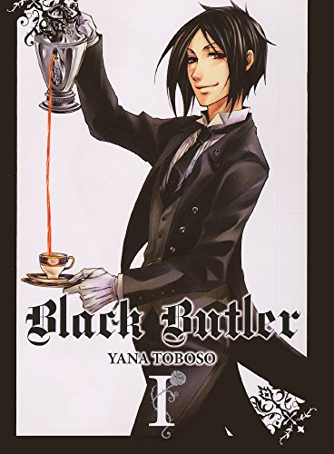9780606316378: Black Butler, Volume 1 (Turtleback School & Library Binding Edition)
