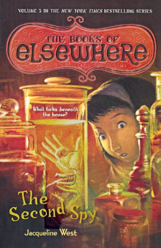 9780606316989: The Second Spy (Turtleback School & Library Binding Edition) (Books of Elsewhere)