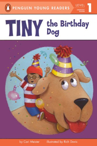 9780606317061: Tiny the Birthday Dog (Tiny: Penguim Young Readers, Level 1)